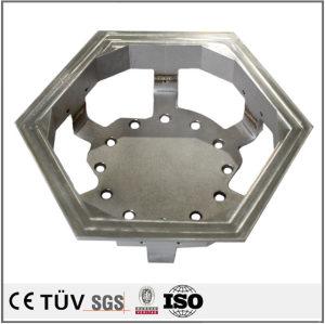 鉄,ステンレス、真鍮など、金属部品溶接加工