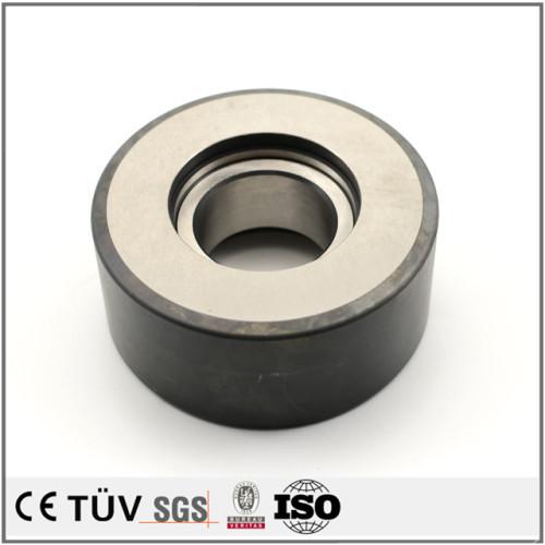 SUS材質、焼入れ焼き戻し熱処理プロセス,高精度旋盤、フライス盤、マシニングセンタなどの設備