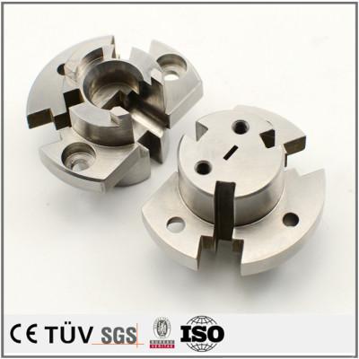 SUS材質、ギヤ部品加工,精密金属部品加工、