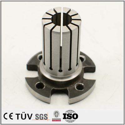 精密金属部品、高精度CNC旋盤、マシニングセンター、ワイヤカードなど設備