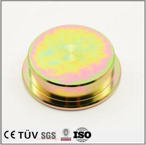 金属表面に彩亜鉛メッキ処理、防錆処理、産業産業区域用