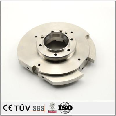 超精密金属部品加工、旋盤、加工センター、フライス盤などの高精度設備、