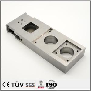 SUS材質/包装機、食品加工機などの精密機械のパーツ/大連機械部品加工のメーカー