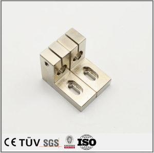 A7075材質/電解ニッケルめっき部品/大連機械部品カスタム加工メーカー