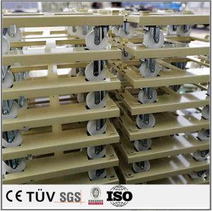 高品質の工業用輸送設備を大量にカスタマイズして加工します/板金部品加工