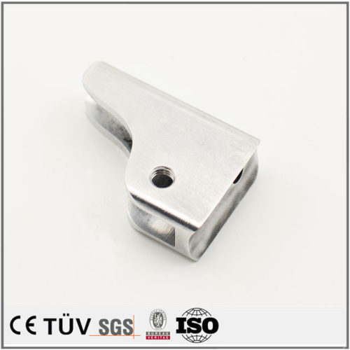 精密アルミ部品/表面アルマイト処理/高精密機械部品加工
