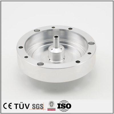 高精度CNC旋盤/マシニングセンター/スライス盤など設備加工/アルミ部品/アルマイト処理