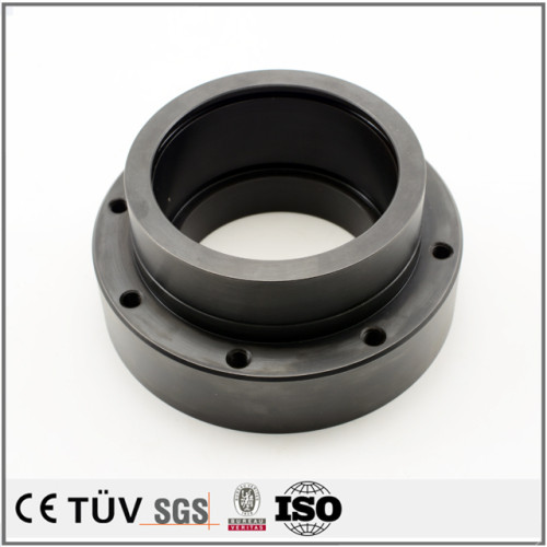 S45C/SUS304材質、タフトライド加工、精密機械部品加工