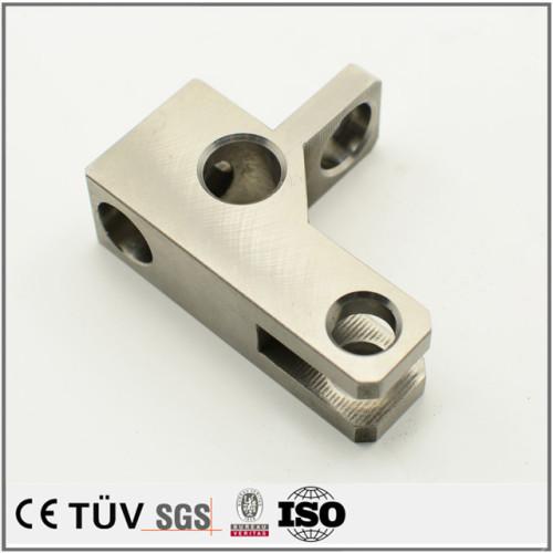 高精度旋盤加工したSUS304精密部品 五軸マシニングセンター 高品質金属加工部品