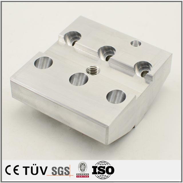 マシニングセンター/スライス盤/ワイヤカード設備加工、高品質金属部品
