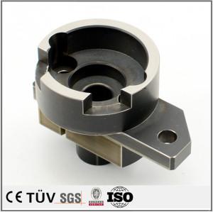 SK材、旋盤設僃加工、熱処理焼入れ部品