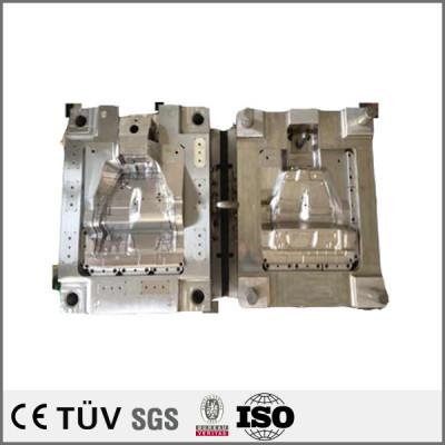 精密射出成形金型、高精度加工センター加工、ワイヤーカート、放電などの加工技術