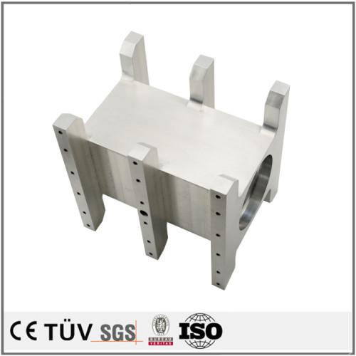 精密アルミ機械部品、金属切削、旋盤、フライス盤など工業用金属設備