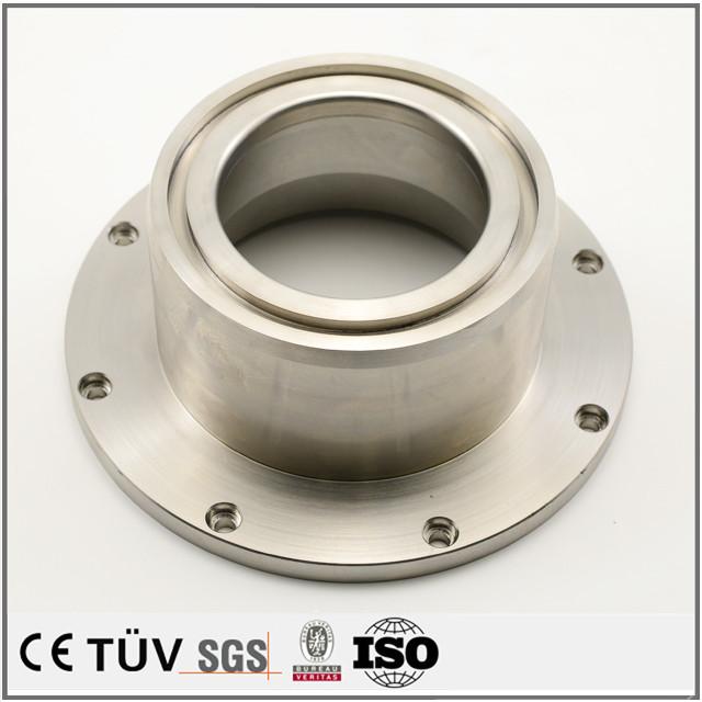 高精密機械金属部品、旋盤加工したSUS材質、大連メーカー
