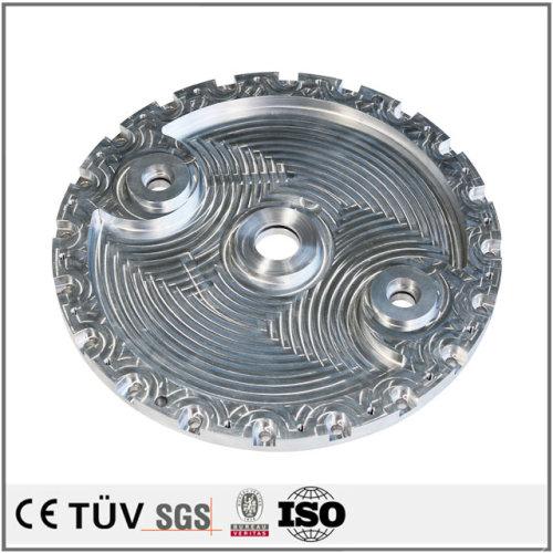 アルミ部品の製作、アルマイト処理、研磨処理など機械部品加工
