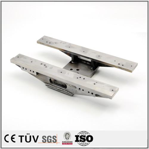 高品質溶接加工、包装機、運送機用機械溶接部品