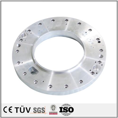 アルミ部品の製作、表面処理、熱処理など高精密機械部品