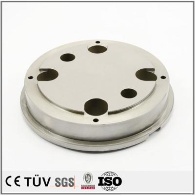 大連精密機械加工、ステンレス材質、カット技術を持って部品
