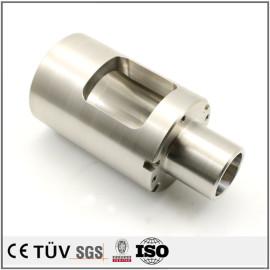 SUS304,SUS316材質、クランクシャフト専門加工、機械パーツ加工