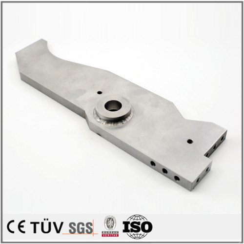 鉄、アルミ、ステンレス材質の溶接部品、包装機、印刷機械など用具