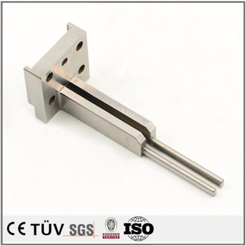 ステンレス材質、内外径加工、表面バフ、研磨などの高精密部品