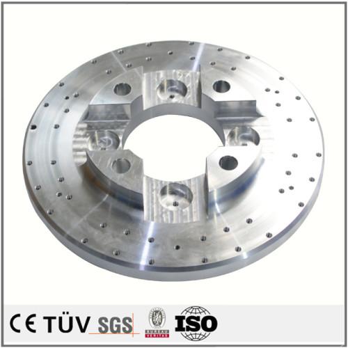 中国大連アルミ金属機械加工メーカー、高精密部品