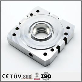 専門機械加工、アルマイト表面処理などアルミ金属パーツ