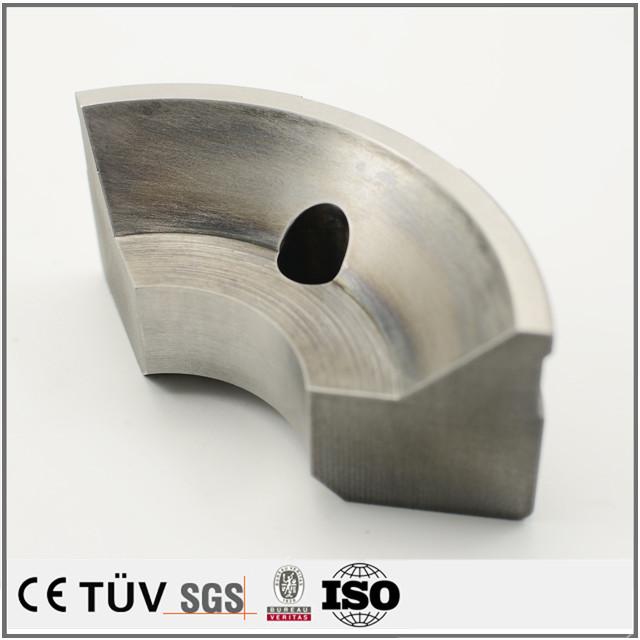 クランクシャフト、ステンレス管など加工、切削、研磨の加工金属パーツ