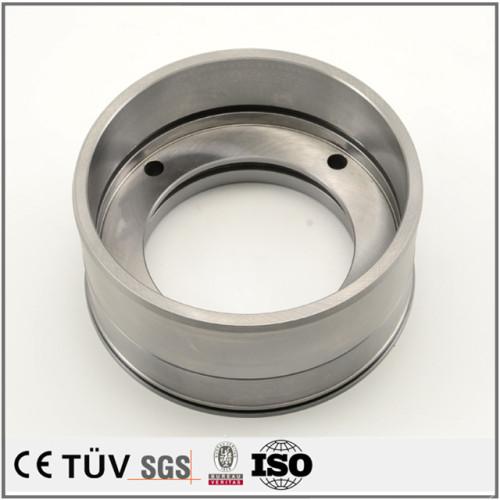 SUS材質金属パーツ、ステンレス管、ステンレス板など多彩な高精密設備