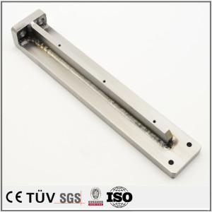 精密小型溶接、バフ、研磨、メッキなどの表面処理を持ち金属部品