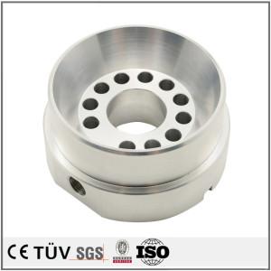 アルミ金属部品、印刷機、包装機、工業器具などの高精密設備
