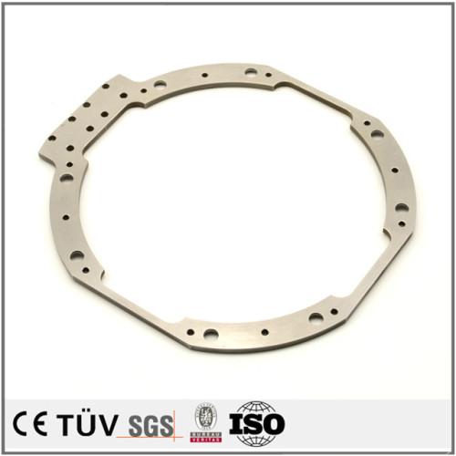 ステンレス材質、NC旋盤加工、無電解ニッケルメッキなどの高品質設備