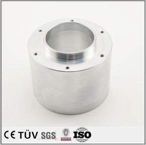 アルミ金属機械部品、電子音響や電化工具の精密装置