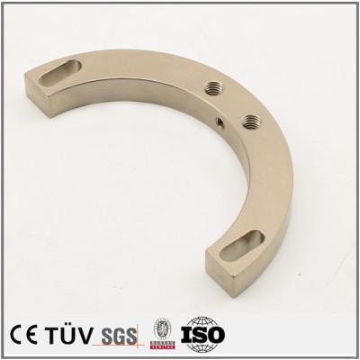 高要求、高精密な無電解ニッケルめっき処理の金属パーツ