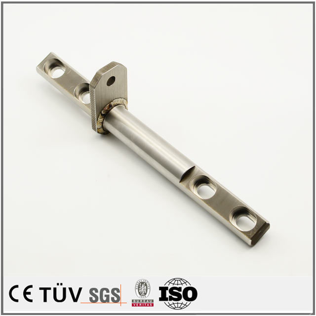 ステンレス、鉄、管などの溶接、バフ、研磨、高精密部品
