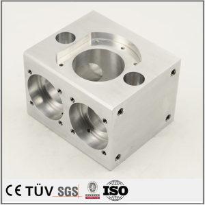 アルミ材質、フライス盤、マシニングセンター精密加工、高品質金属機械部品