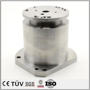 高精密ステンレス部品加工、外径加工、内径加工、専門技術を持ち大連メーカー