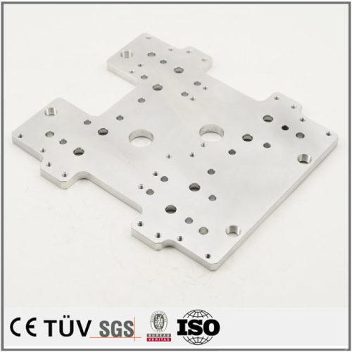 A5056 A2017材質、標準NC旋盤加工、マシニングセンター、ワイヤカードなど設備加工