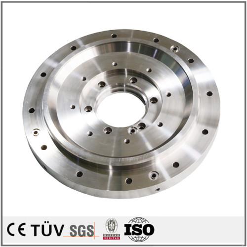 高精密鋼材部品加工、製造業 自働装置など用の金属パーツ