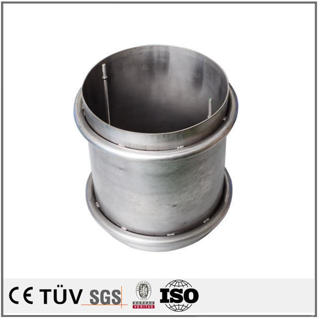 金属板金加工、バフ、表面メッキ処理、高精密金属機械加工