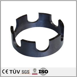 大連黒染処理の金属パーツ、NC旋盤加工、フライス盤加工、高精密設備
