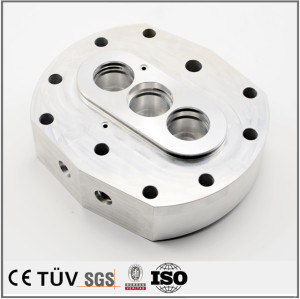 アルミ材質、マシニングセンター、NC旋盤加工などの高精密金属機械加工