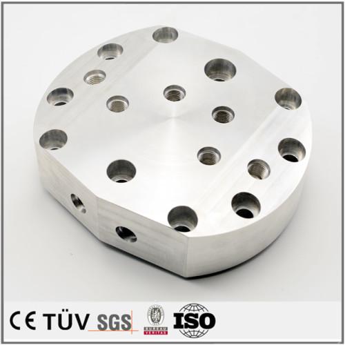 アルミ金属部品、食品機、印刷機、包装機など用の高精密金属設備