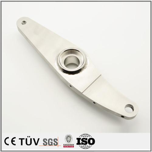 ステンレス、鉄などの高精密部品、表面バフ専門処理、大連メーカー