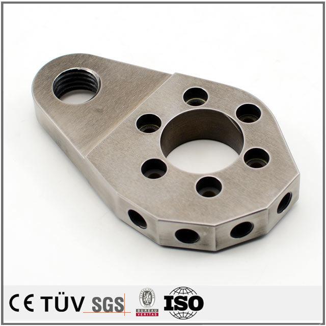 不同程度な焼入焼き戻し加工の高精密機械部品、ステンレス材質