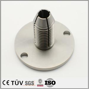 大連ステンレス精密加工、複合機NC旋盤加工、高精密部品