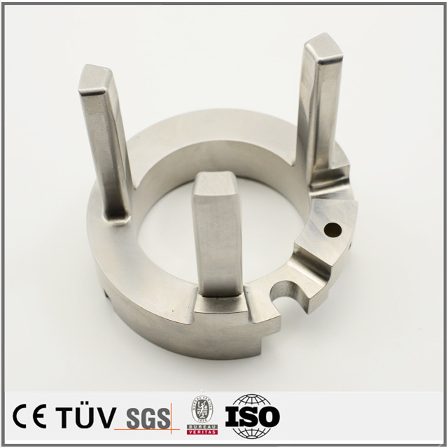 高品質ステンレス材質、中国大連製造高精密金属機械部品