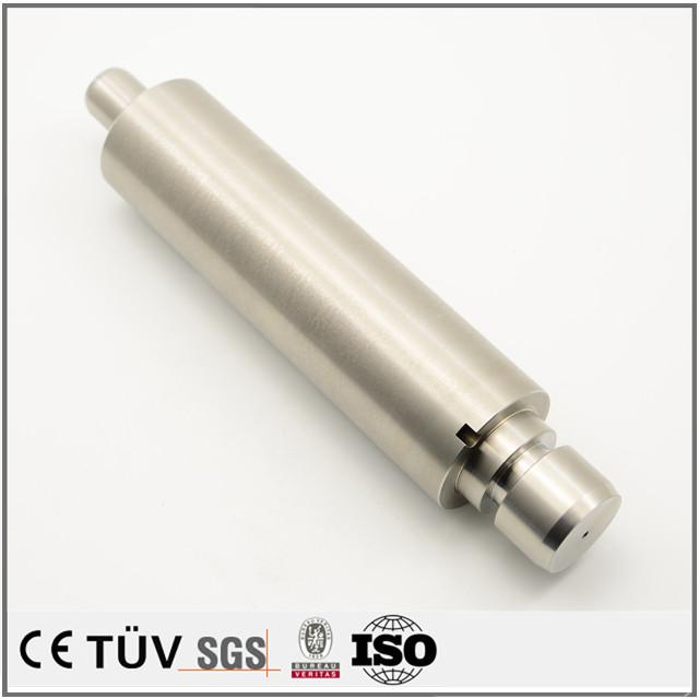 大連精密金属部品、ステンレス材質、NC旋盤加工、熱処理などの高精密機械パーツ
