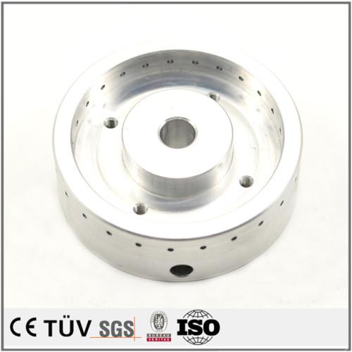 工業用、産業用、自動装置用のアルミ金属機械部品加工