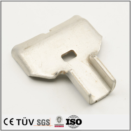 精密板金加工、表面メッキ処理、バフ無バリの高精密設備